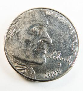 2005 Nickel 4487