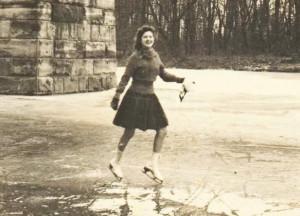 Mom skate