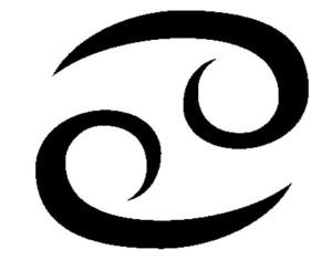 Cancer glyph