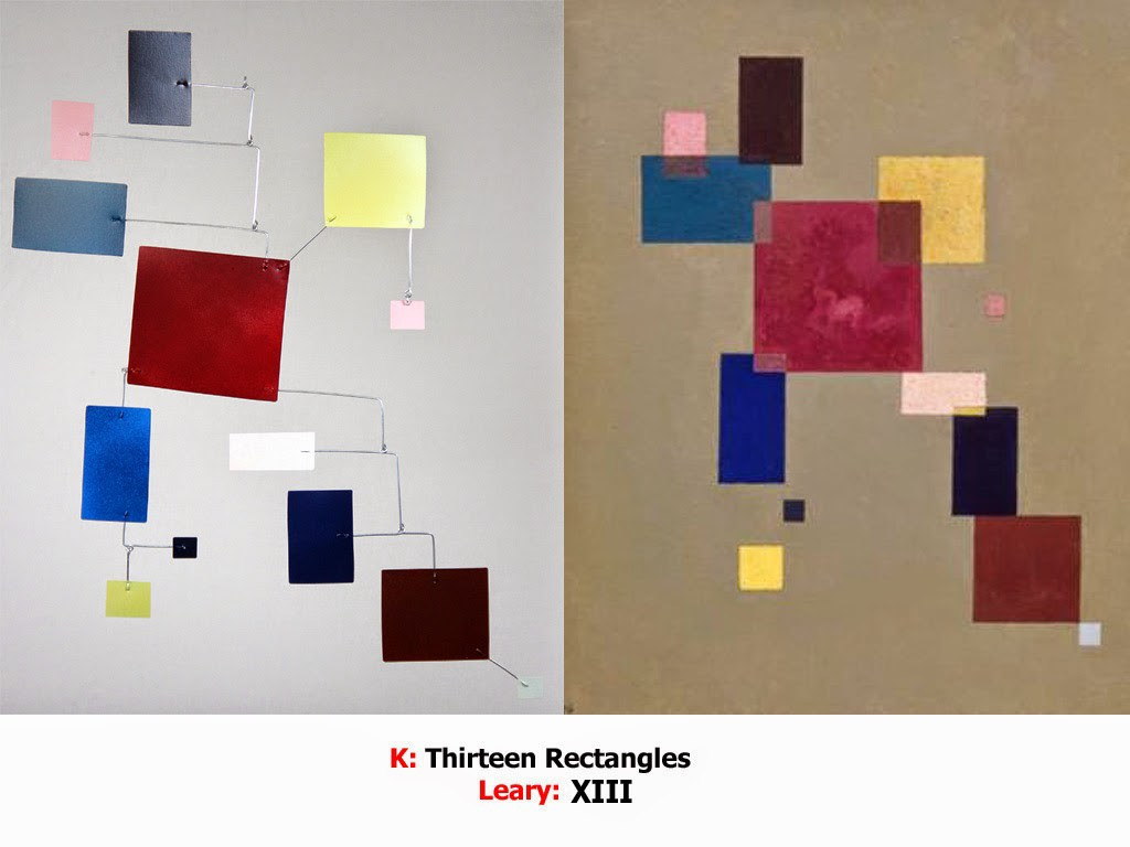 Thirteen Rectangles