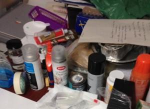art clutter