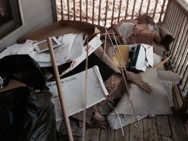Scrap heaps