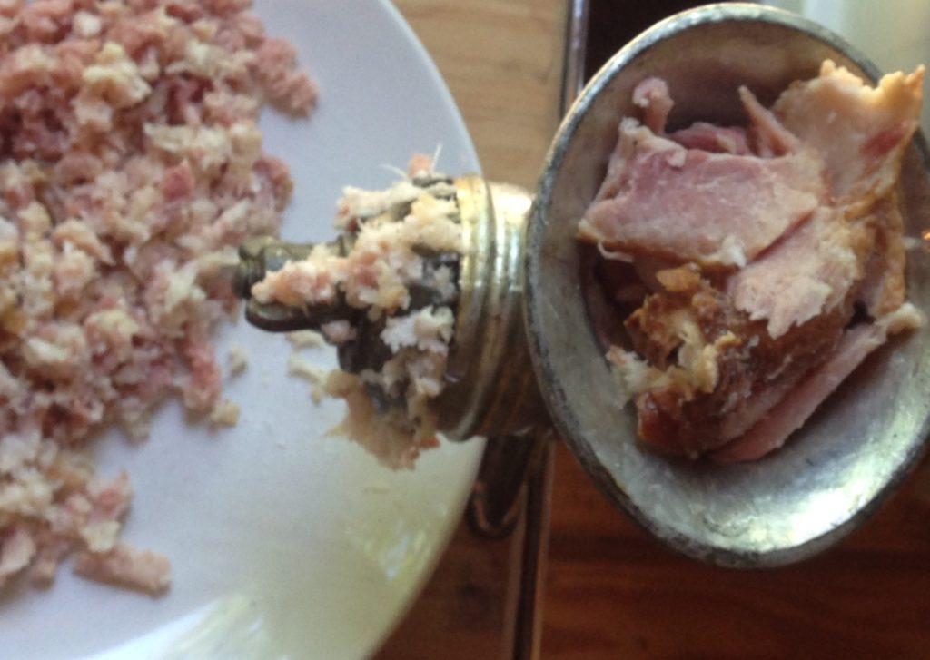 meat grinder 2