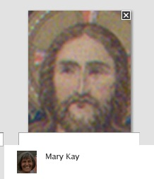 christ-and-his-closest-relative-mary-kay