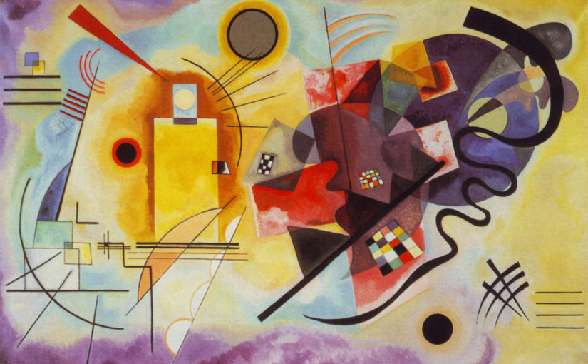 Kandinsky on materialism