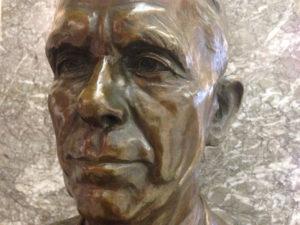 Statue of George C. Marshall
