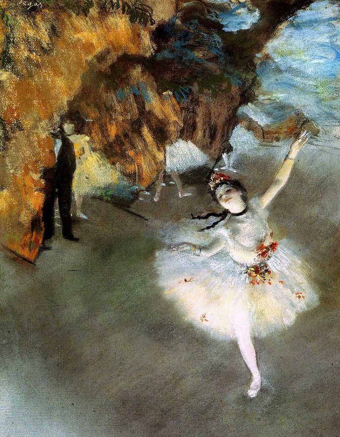 degas-the-star