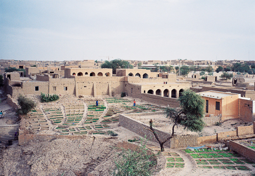 New Year's Eve in Timbuktu